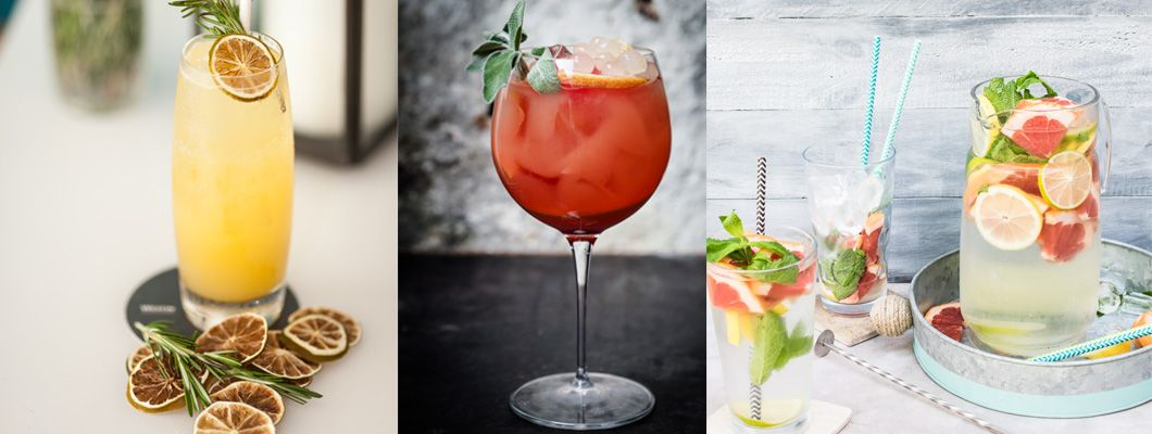 Summer Drink Ideas - And How To Serve Them With Style