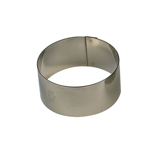 65MM S/S RND NONNETTE RING H30MM CC 14866030