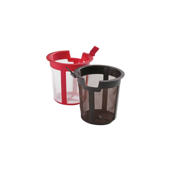 RED FILTER FOR 2-CUP TEAPOT Pack Of 3 CC 15517