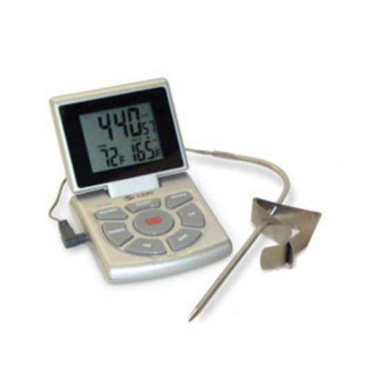 CDN Programmable Probe Timer 14cm Probe Stainless Steel Waterproof CC 1751004