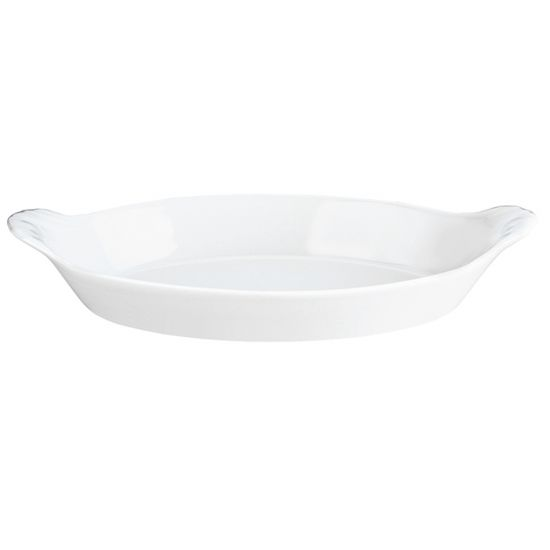 OVAL EARRED DISH NO.5 14X8CM Pack Of 2 CC 34240314BL