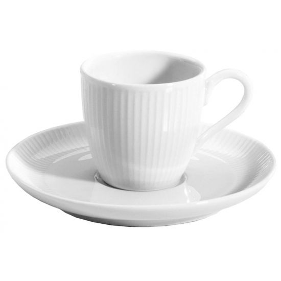 PLISSE COFFEE CUP 9CL Pack Of 2 CC 34514210BL