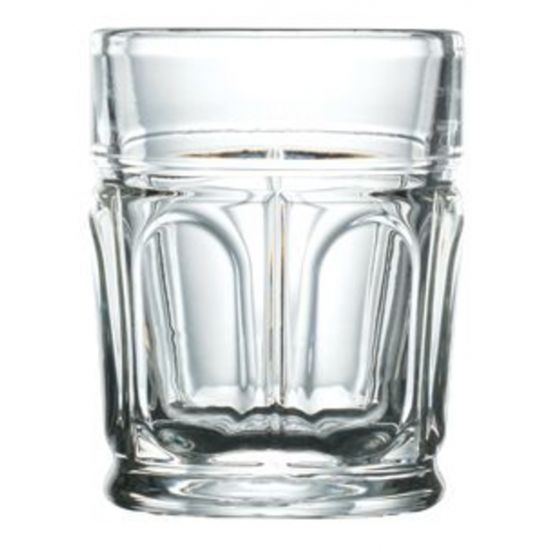 AFTER MEDAILLION SHOT GLASS 6CL HT5CM Pack Of 4 CC 43639501