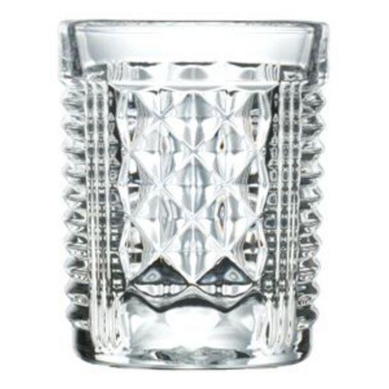 AFTER ANNEAU SHOT GLASS 6CL HT5CM Pack Of 4 CC 43639601