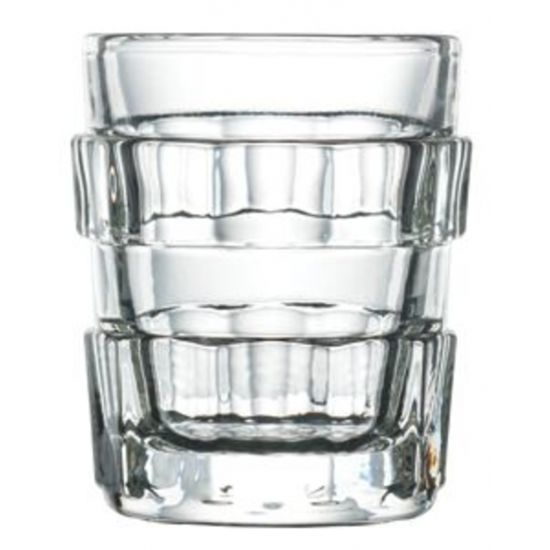 AFTER DIAMANT SHOT GLASS 6CL HT5CM Pack Of 4 CC 43639701