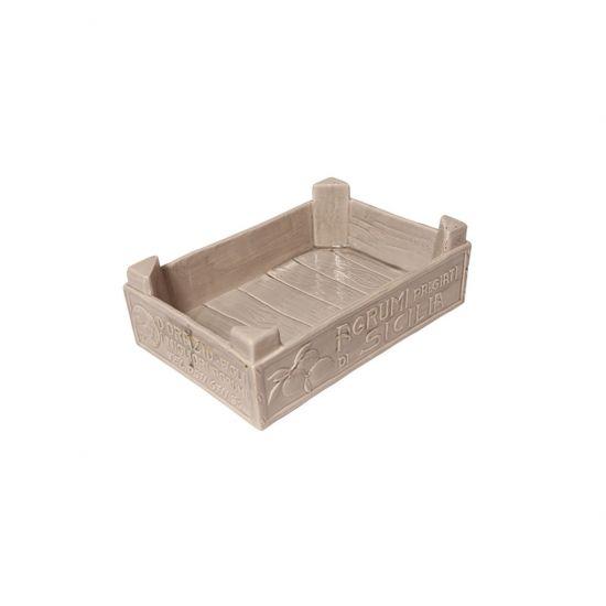 **26.5X18CM FRUIT BOX ARGILLA MEDITERRAN CC 5525005