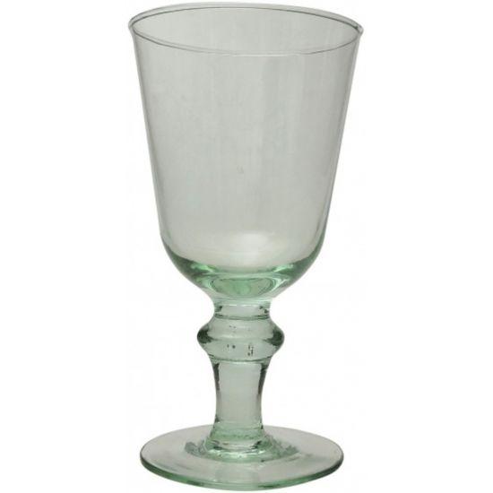 300CC STEMMED GLASS TULIP HT16CM/D9CM CC 641124