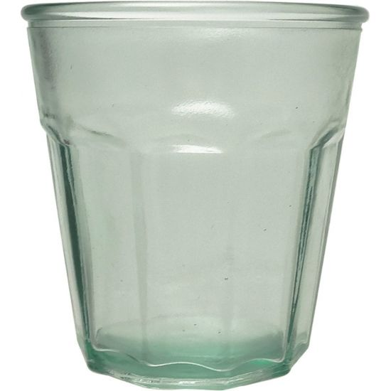 250ML GLASS CASUAL HT9CM/D9CM Pack Of 6 CC 642232