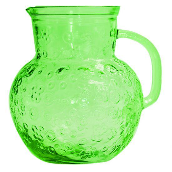 2.3L PITCHER FLORA GREEN HT20CM/D20CM CC 643185DB01