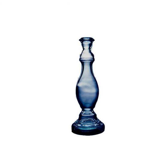 30CM CANDLESTICK BLUE GREY Pack Of 2 CC 644653DB150