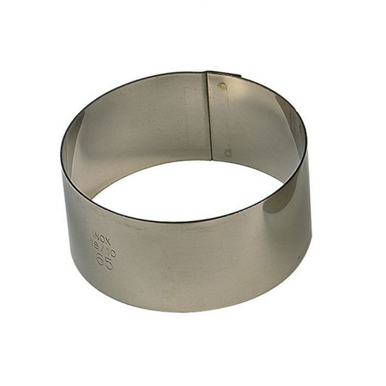 60MM S/S RND NONNETTE RING H30MM CC CS-14866020-1